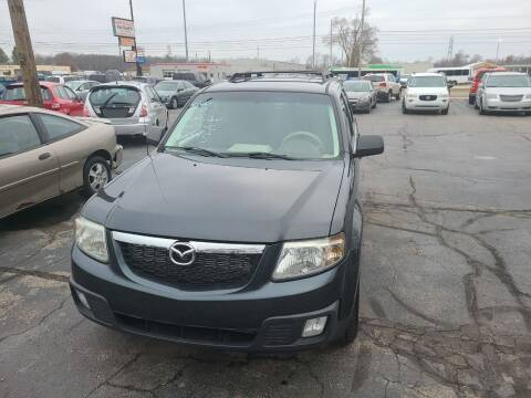 2008 Mazda Tribute for sale at All State Auto Sales, INC in Kentwood MI