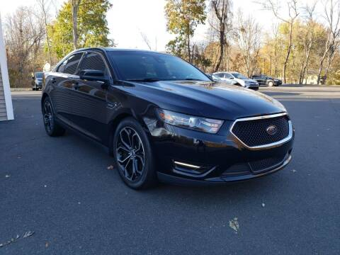 2016 Ford Taurus for sale at KLC AUTO SALES in Agawam MA
