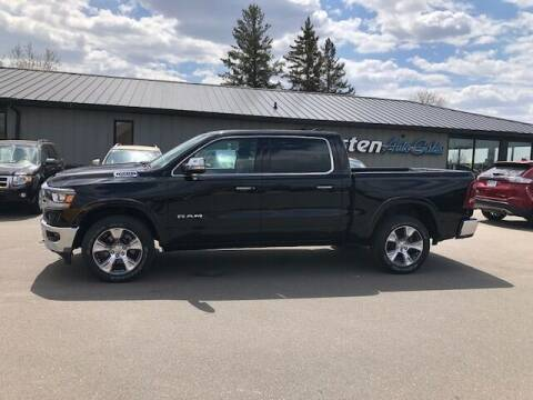 2019 RAM Ram Pickup 1500 for sale at ROSSTEN AUTO SALES in Grand Forks ND