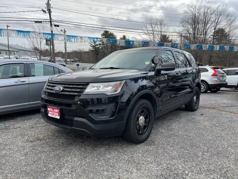 2016 Ford Explorer for sale at Brilliant Motors in Topsham ME