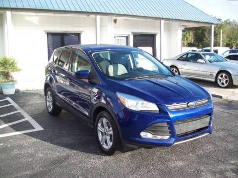 2016 Ford Escape for sale at LONGSTREET AUTO in St Augustine FL