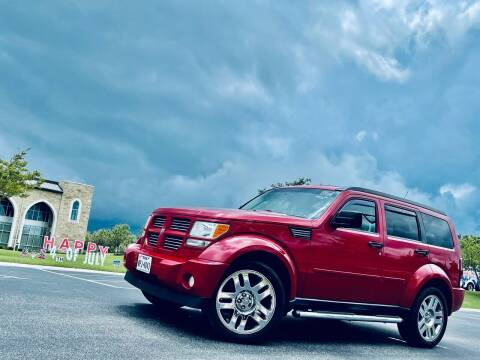 2011 Dodge Nitro for sale at Hatimi Auto LLC in Austin TX