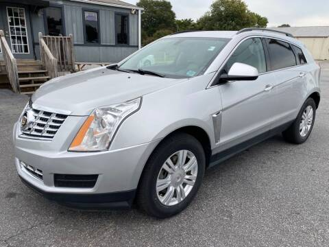2016 Cadillac SRX for sale at Modern Automotive in Boiling Springs SC