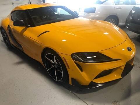 2020 Toyota GR Supra for sale at Jose's Auto Sales Inc in Gurnee IL