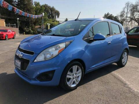 2014 Chevrolet Spark for sale at C J Auto Sales in Riverbank CA