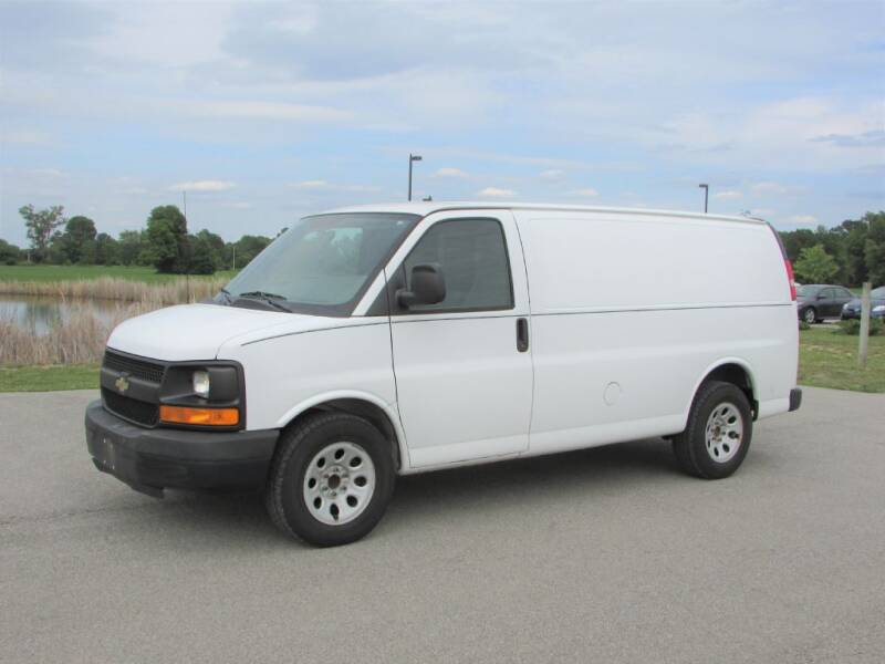 2012 Chevrolet Express Cargo for sale at 42 Automotive in Delaware OH