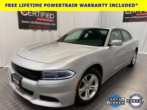 2019 Dodge Charger for sale at CERTIFIED AUTOPLEX INC in Dallas TX