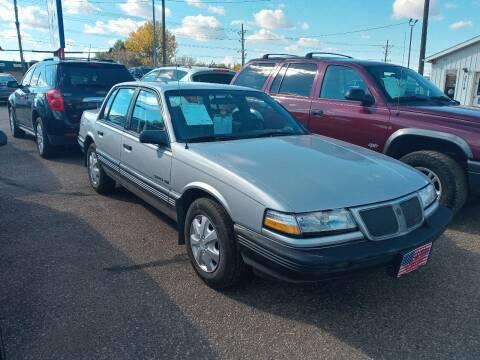 1989 Pontiac Grand Am for sale at L & J Motors in Mandan ND