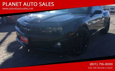 2012 Chevrolet Camaro for sale at PLANET AUTO SALES in Lindon UT