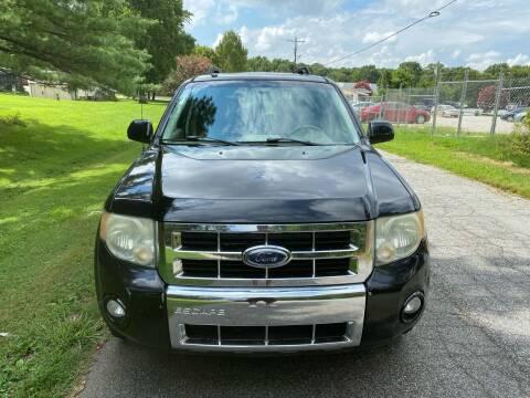 2008 Ford Escape for sale at Speed Auto Mall in Greensboro NC