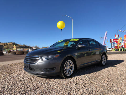2017 Ford Taurus for sale at 1st Quality Motors LLC in Gallup NM