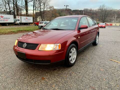 1999 Volkswagen Passat for sale at Used Cars 4 You in Serving NY