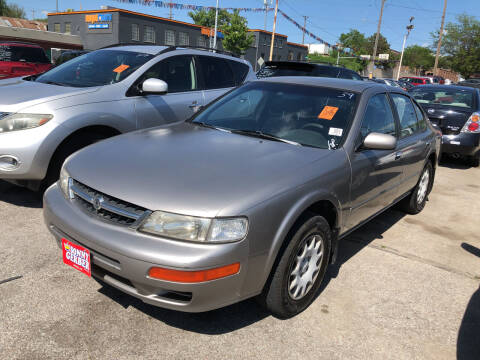 1999 Nissan Maxima for sale at Sonny Gerber Auto Sales in Omaha NE