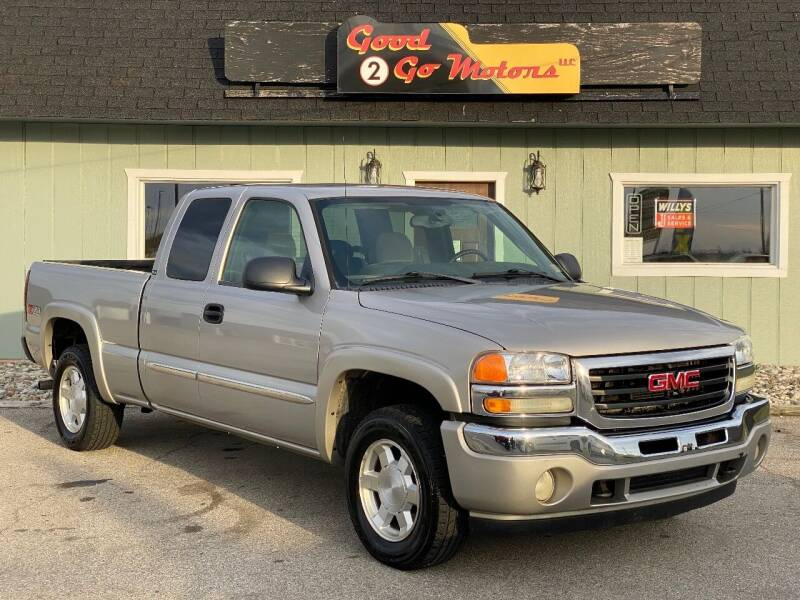 2005 GMC Sierra 1500 for sale at Good 2 Go Motors LLC in Adrian MI