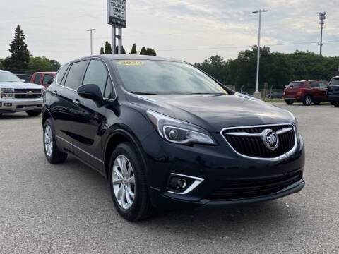 2020 Buick Envision for sale at Betten Baker Preowned Center in Twin Lake MI
