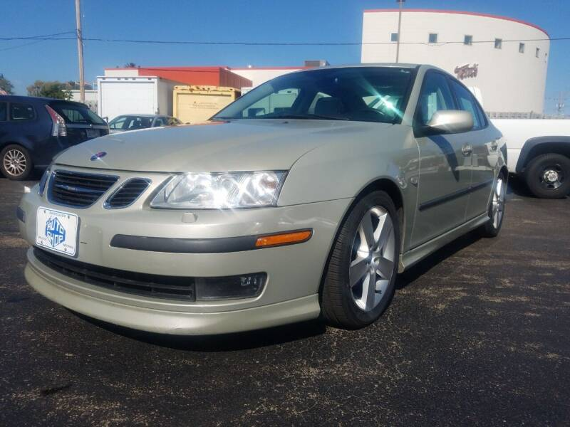 2006 Saab 9-3 for sale at THE AUTO SHOP ltd in Appleton WI