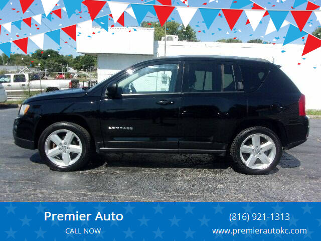 2012 Jeep Compass for sale at Premier Auto in Independence MO