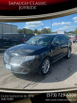 2010 Lincoln MKT for sale at Sapaugh Classic Joyride in Salem MO