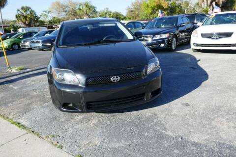 2008 Scion tC for sale at J Linn Motors in Clearwater FL