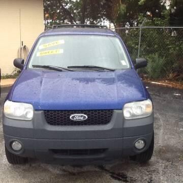 2006 Ford Escape for sale at Easy Credit Auto Sales in Cocoa FL