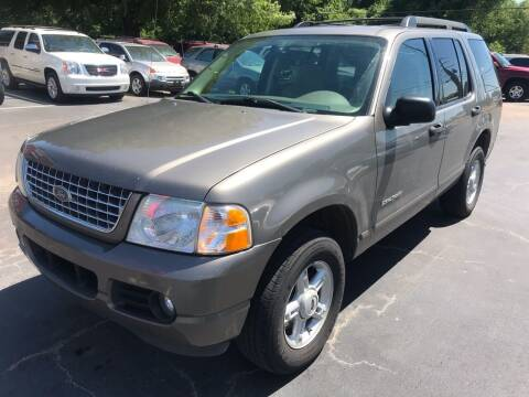 2005 Ford Explorer for sale at Sartins Auto Sales in Dyersburg TN