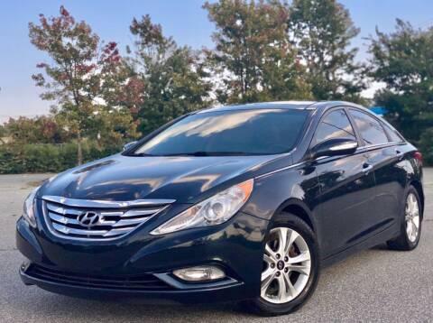 2013 Hyundai Sonata for sale at Sebar Inc. in Greensboro NC