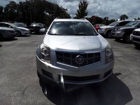 2012 Cadillac SRX for sale at FAMILY AUTO BROKERS in Longwood FL