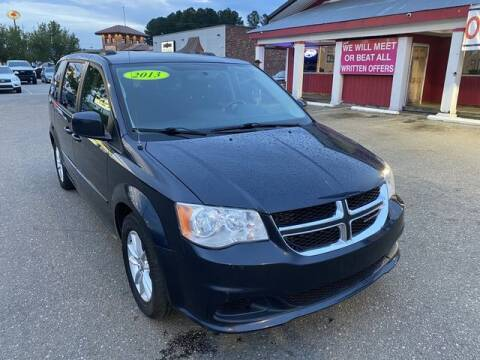 2013 Dodge Grand Caravan for sale at Sell Your Car Today in Fayetteville NC