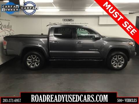 2016 Toyota Tacoma for sale at Road Ready Used Cars in Ansonia CT