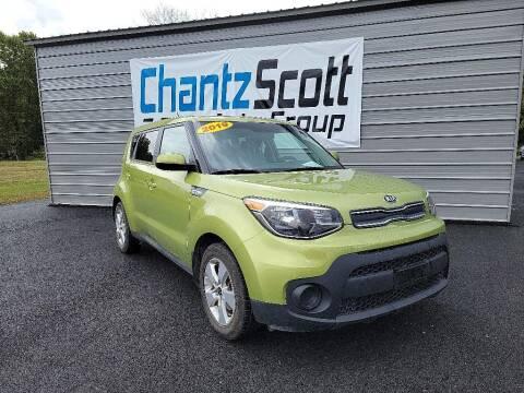 2019 Kia Soul for sale at Chantz Scott Kia in Kingsport TN