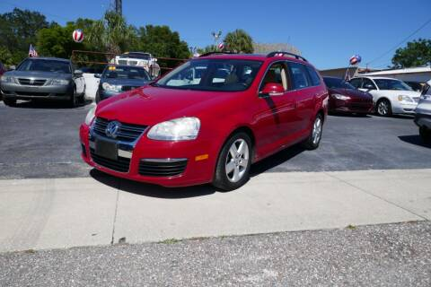 2009 Volkswagen Jetta for sale at J Linn Motors in Clearwater FL