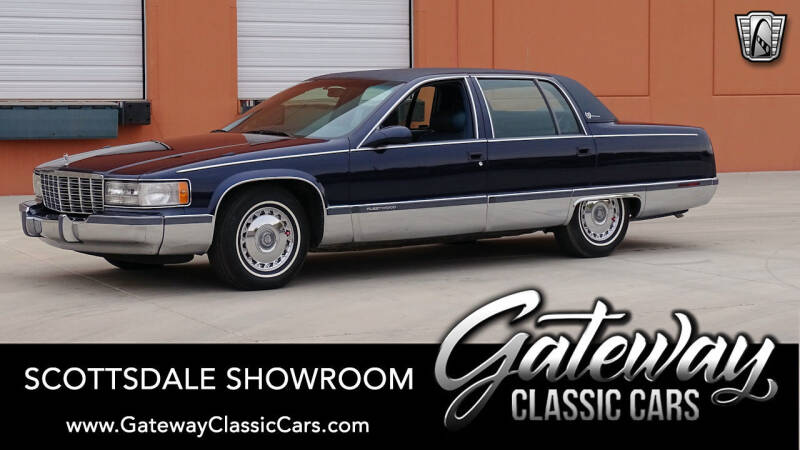 1995 Cadillac Fleetwood for sale in Deer Valley, AZ