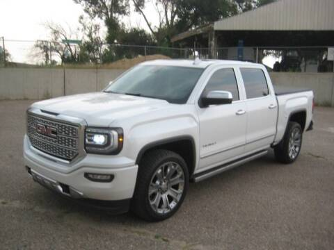 2017 GMC Sierra 1500 for sale at HOO MOTORS in Kiowa CO