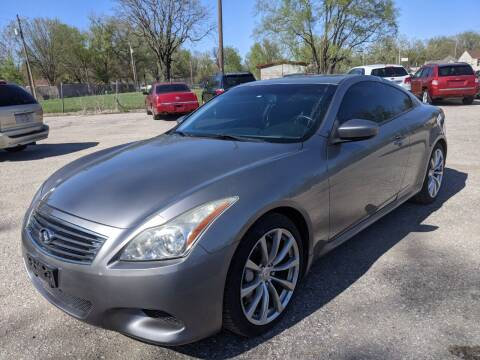 2009 Infiniti G37 Coupe for sale at Dons Carz in Topeka KS