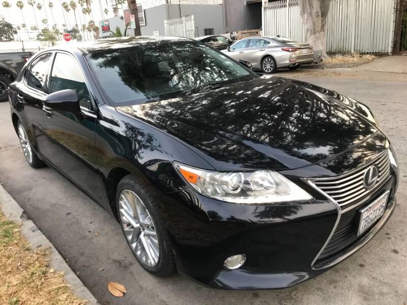 2013 Lexus ES 350 for sale at Autobahn Auto Sales in Los Angeles CA
