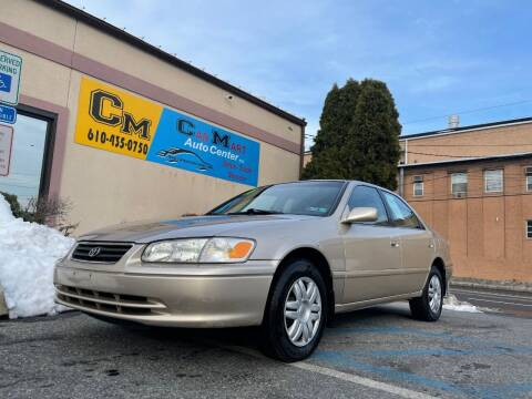 2001 Toyota Camry for sale at Car Mart Auto Center II, LLC in Allentown PA