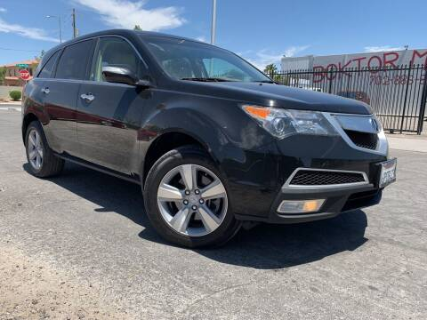2011 Acura MDX for sale at Boktor Motors in Las Vegas NV