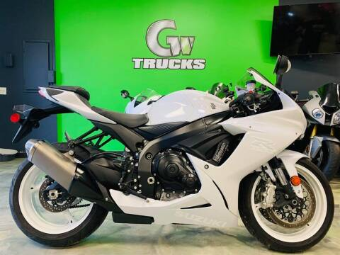2019 Suzuki GSX-R600 for sale at GW Trucks in Jacksonville FL
