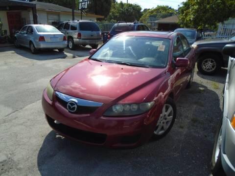 2006 Mazda MAZDA6 for sale at Bargain Auto Mart Inc. in Kenneth City FL