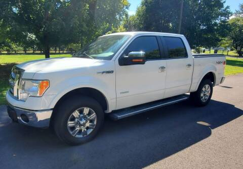 2012 Ford F-150 for sale at Smith's Cars in Elizabethton TN