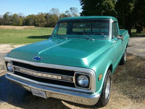 1969 Chevrolet C/K 20 Series for sale at Haggle Me Classics in Hobart IN