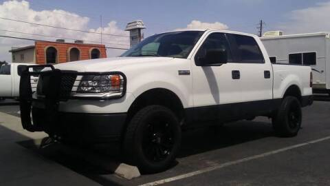 2006 Ford F-150 for sale at Nevada Credit Save in Las Vegas NV