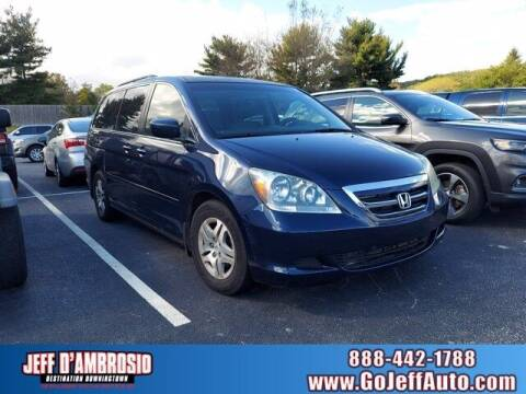 2007 Honda Odyssey for sale at Jeff D'Ambrosio Auto Group in Downingtown PA