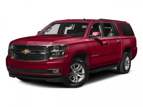 2016 Chevrolet Suburban for sale at SHAKOPEE CHEVROLET in Shakopee MN