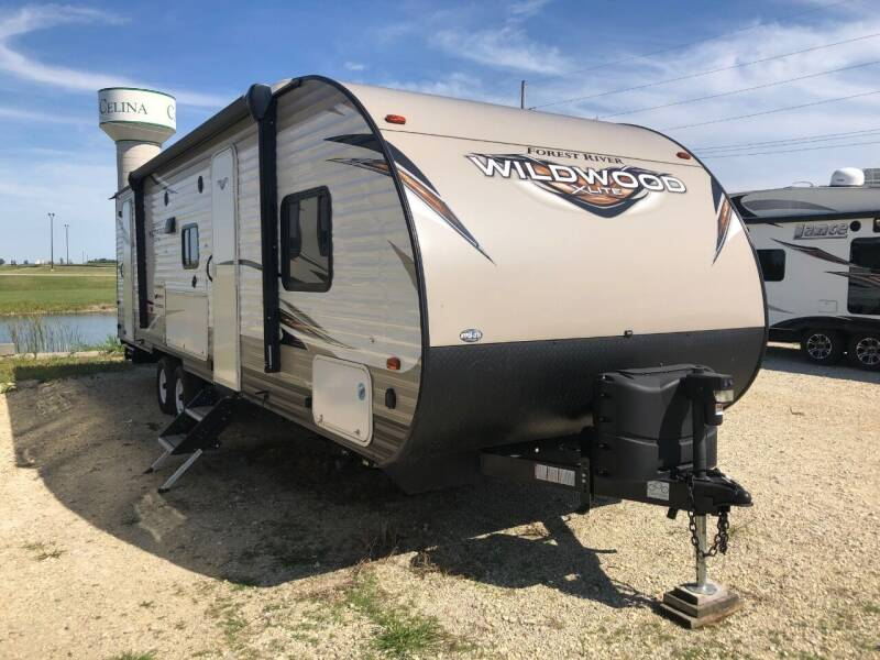 2019 Forest River Wildwood for sale at Kill RV Service LLC in Celina OH