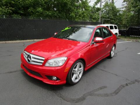 2008 Mercedes-Benz C-Class for sale at LULAY'S CAR CONNECTION in Salem OR