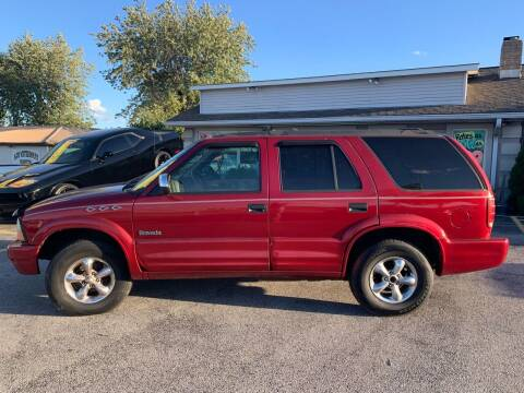 2000 Oldsmobile Bravada for sale at Revolution Motors LLC in Wentzville MO