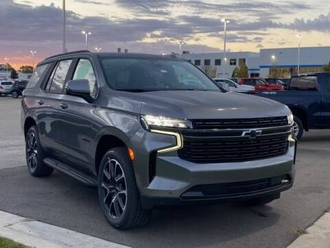 2021 Chevrolet Tahoe for sale at Betten Baker Preowned Center in Twin Lake MI