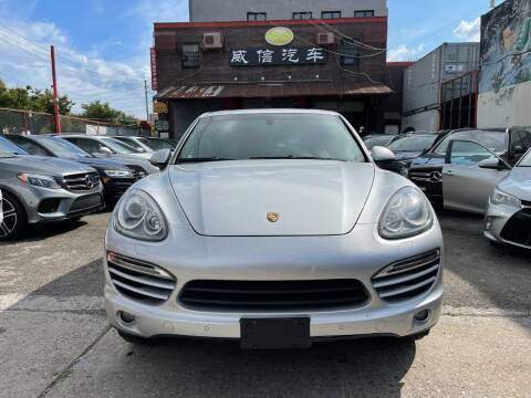 2014 Porsche Cayenne for sale at TJ AUTO in Brooklyn NY