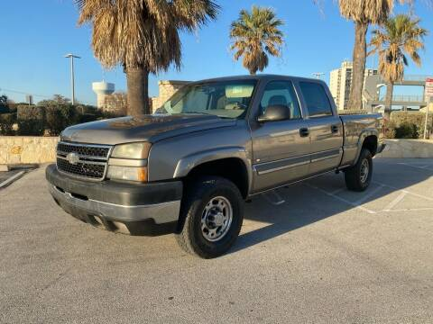 2006 Chevrolet Silverado 2500HD for sale at Motorcars Group Management - Bud Johnson Motor Co in San Antonio TX